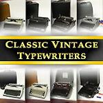 classic.vintage.typewriters