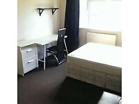 **Huge Double Room** / Single Rooms In a Ground Floor Maisonette