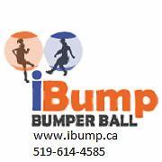 iBump Bumper Balls Bubble Soccer