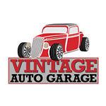 Vintage Auto Garage