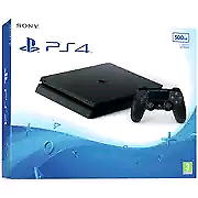 Brand new/Sealed PlayStation 4 500 GB