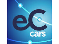 Professional PCO cab /taxi drivers earn 70:30 split with no fuel costs in our all electric fleet