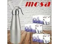 MOSA Cream Charger ( COLLECTION ONLY)