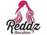 Temporary hair stylist needed
