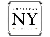 Full-time Chef De Partie - NY American Grill