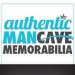 Authentic Mancave Memorabilia