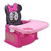 Tomy Minnie Mouse Folding Booster Seat (Pink)