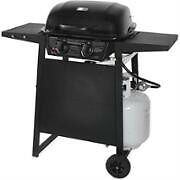 BBQ Backyard Grill with Propane Tank