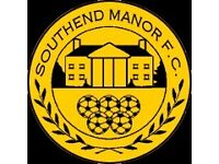 Southend Manor U21s looking for players