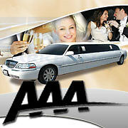 AAA LIMOUSINE - SAVE 20% OFF WEDDING LIMOS & BUSES NOW!