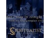 Assistant Manager - The Spiritualist