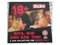 Rita Sue And Bob Too DVD Promo The Sun Full Movie Adults Series Lesley Sharp