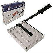 Brand New 12X10 or 12X15 Heavy Duty Paper Cutter