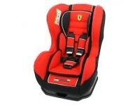 Group 0-1 car seat