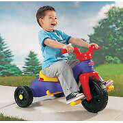 Little Tikes Kitchen & Tricycle Ruff N Tuff Childrens Red