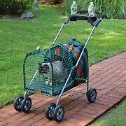 Pet stroller suitable for cats or small dogs used only once good condition