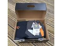 Brand new STIHL HIFLEX Class 1 Design C chainsaw trousers Size M