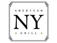Restaurant Supervisor required for NY American Grill in Glasgow city centre