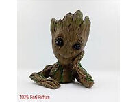 14CM Guardians of The Galaxy Baby Groot Figure Flowerpot