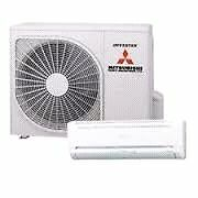 5kw Mitsubishi Split System Airconditioner  Air Conditioner Pascoe Vale Moreland Area Preview
