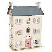 Le Toy Van Extra Large Deluxe Dollhouse + *6 Accessory Sets*