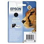 Epson Cheeta T0711 inktcartridge Single Pack,...