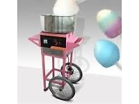 Candy Floss Machine with Operator to Hire