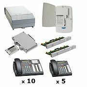 Nortel Business Phone System Package 7 W 1yr Warranty