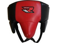 RDX Boxing groin guard.
