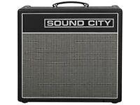 ***PRICE DROP*** Sound City Mark 6 SC30C (30-watt Valve Combo) vintage valve amp tone