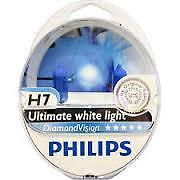 Original Philips H7  Diamond Vision  H7  Made in Europe OEM product 12972DVS2