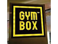 Gymbox Membership Westfield London June, July & August!