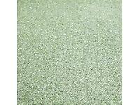 Amberley mint carpet brand new 16.4ft x 7.9ft xser