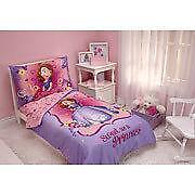 Princess Toddler Bed Set
