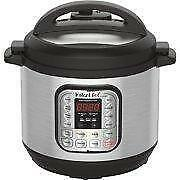 Instant Pot Multi Use Programmable PRESSURE COOKER 8 QUART/ LITRES ( IP-DU080 v2) SUPER SALE $79.00 NO TAX.