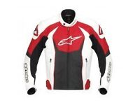 Alpinestars GP R Leather motorbike Jacket