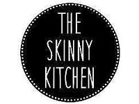 Sous Chef Required at The Skinny Kitchen Belfast. Brand New Restaurant & Competitive Salary