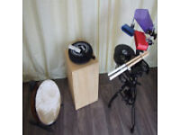 Cajon Drummer / Percussion / Bodhran / Djembe Player (Angus Area)
