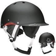"""Kayak Helmet Protec """"Two Face"""" Helmet Excellent Condition Size L"""