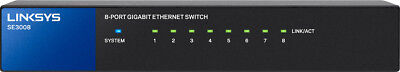 Linksys 6-Port Gigabit Switch