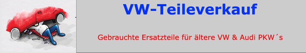 VW-Teileverkauf