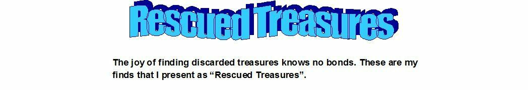 Marty's Rescued Treasures