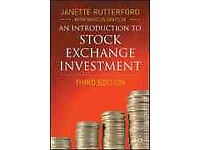 An Introduction to Stock Exchange Investment