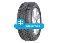 4x Goodyear Ultragrip 8 Winter Tyres 175/65 R14 T (82)