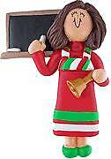 Teacher Ornament Personalize