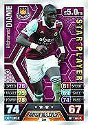 Match Attax West Ham