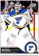 243 different carte de martin brodeur