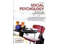 Social Psychology 6th ed Hogg and Vaughan