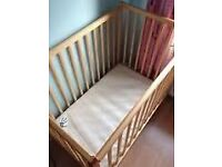 Kiddicare Cot Bed Mattress 60 x 120cm