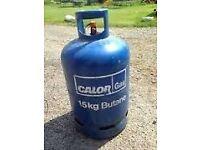 15kg Butane Gas Bottle (empty)